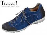 Think! KONG 84653-90 Indigo Kombi Velour Grasso