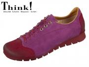 Think! MENSCHA 85073-39 Flieder kombi Velour Grasso