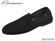 Rivieras Classic 3201 black black Textile