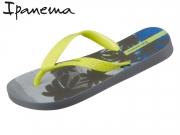 Ipanema Classic Kids 082777-9241-25039 dark grey neon yellow