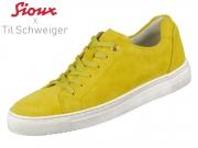 Sioux Tils Sneaker Damen 65360 amber Velour