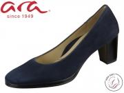 ARA Orly 12-13436-02 blau Samtchevro