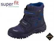 superfit Husky 0-809080-8300 blau Camoscio Textil