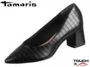 Tamaris 1-22420-25-028 black Croco