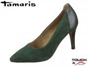 Tamaris 1-22445-25-721 forest Suede