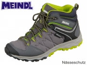 Meindl Boneto jr Mid 2111-31 anthrazit lemon Nässeschutz