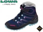 Lowa Maddox Warm GTX 640781 6951- 650781 6951 navy beere GTX