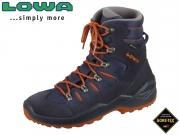 Lowa Rufus GTX 640555 6910- 650555 6910 navy orange GTX