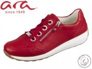 ARA Osaka Highsoft 12-34587-10 Rot Glattleder