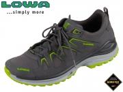 Lowa Innox Evo GTX 310611-9702 anthrazit limone