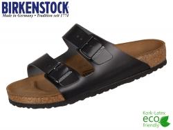 Birkenstock Arizona 051191 schwarz Leder