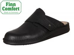 Finn Comfort Amalfi 01515-044099 schwarz Carat Rangun