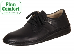 Finn Comfort Vaasa 01000-001099 schwarz Nappa