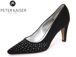 Peter Kaiser Tiba 74329-19 schwarz-silber Suede-Lamina