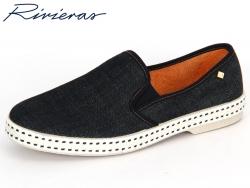 Rivieras 1054 jeansblau Baumwolle
