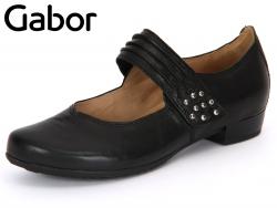 Gabor 44.461-57 schwarz Tobago
