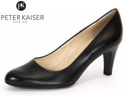 Peter Kaiser 73617-100 black chevro