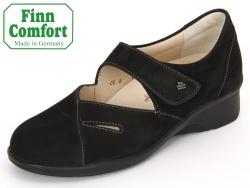Finn Comfort Aquila 03594-007099 schwarz Nubuk