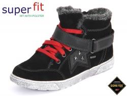 SuperFit 1-00209-00 schwarz Velour Gore Soft