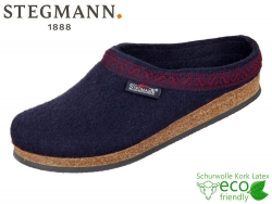 Stegmann 108-8803 navy Wollfilz