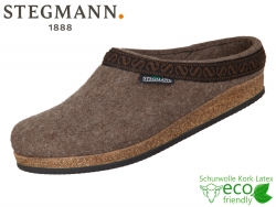 Stegmann 108-8811 brown Wollfilz