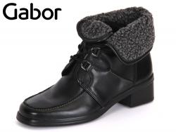 Gabor 74.542-27 schwarz Softcalf Doubleface