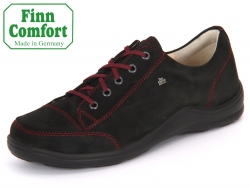 Finn Comfort Soho 02743-307099 schwarz Rodeobuk