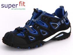 SuperFit 2-00366-02 schwarz kombi Tecno Textil