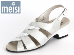 Meisi 90186-10007 weiss-bianco Perlcalf