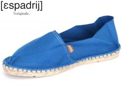 Espadrij Classic bleu bleu Baumwolle