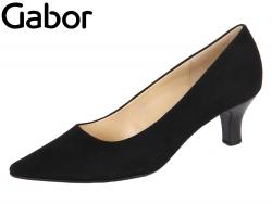 Gabor 81.250-70 schwarz Samtchevreux