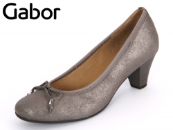 Gabor 85.481-63 fumo Velour Glitter
