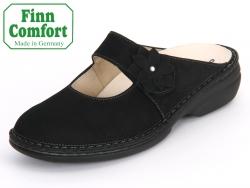 Finn Comfort Davenport 02569-307099 schwarz Rodeobuk