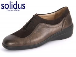 Solidus Hedda 26430-30017 ebony ebano Perlato Sportvelour