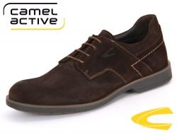 camel active Castle 391.11.05 mocca Oil-Suede