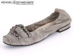 Kennel & Schmenger Malu 91-91940-445 stone-unmetal Suede