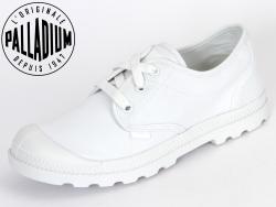 Palladium Pampa Oxford LP 93315-154 white