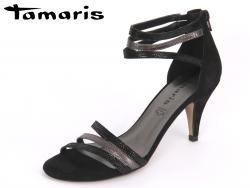 Tamaris 1-28369-34-001 black Leather