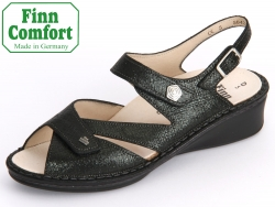 Finn Comfort Santorin 02667-365144 nero Safiano