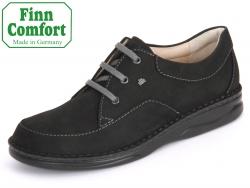 Finn Comfort Bagan 1114-046099 schwarz Buggy