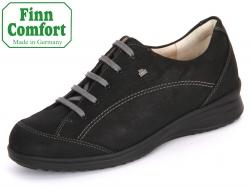 Finn Comfort Bath 2221-274099 schwarz Longbeach