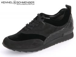 Kennel & Schmenger Runner 21 18330.660 schwarz Samtziege Velvet