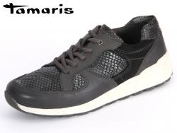 Tamaris 1-23603-25-221 grey combi Nubuk Leather