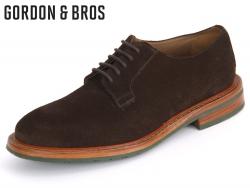 Gordon & Bros. Paul 203-001 brown Suede