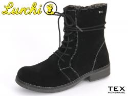 Lurchi Leona 33-17002-21 black Suede