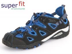 SuperFit Sport4 6-00366-02 schwarz kombi Tecno-Textil