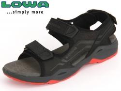 Lowa Duralto 410378 9901 schwarz rot