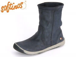 Softinos Iggy 8SD900269 003 navy Washed Leather