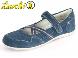 Lurchi Maike 33-14938-42 jeans Suede