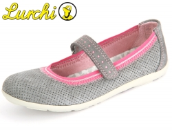 Lurchi Moni 33-14946-25 light grey Suede